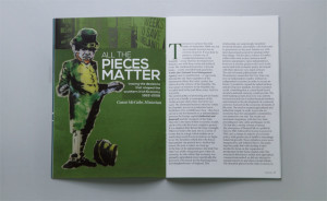Social Justice Review - All The Pieces Matter - Print 01