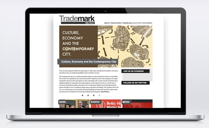 Trademark Belfast Website Laptop 1