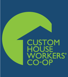 Custom House Workers Co-operative Website Thumb