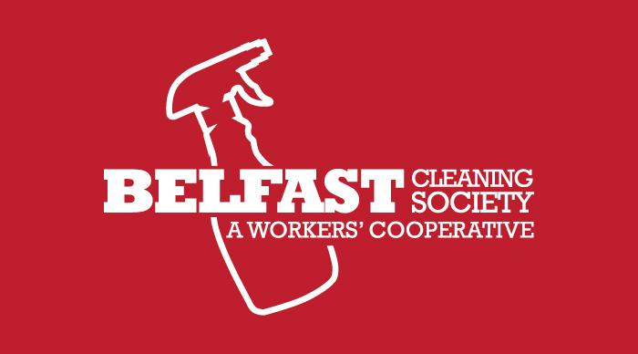 Belfast Cleaning Society Logo