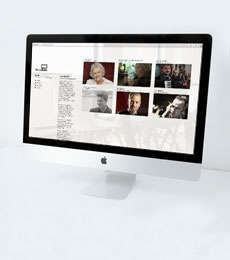 Clean Slate TV Responsive Website Design - Thumbnail