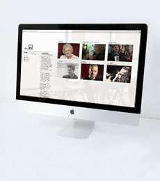 Clean Slate TV Responsive Website Design - Thumbnail