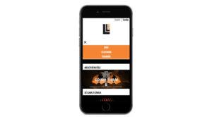 Liú Lúnasa Festival Responsive Website Design - Mobile